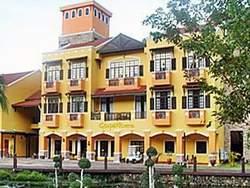 Geopark Hotel Oriental Village Hotel Langkawi Malaysia