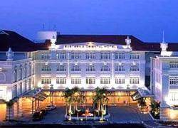 Eastern And Oriental Hotel Penang Malaysia