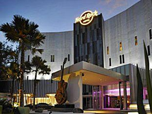 Hard Rock Hotel Penang Malaysia