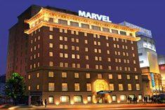 Marvel Hotel Shanghai China