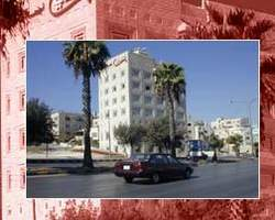 Kindi Suites Hotel Amman Jordan