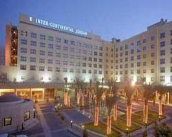 InterContinental Hotel Amman Jordan