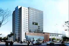 New Town Hotel Nanjing China