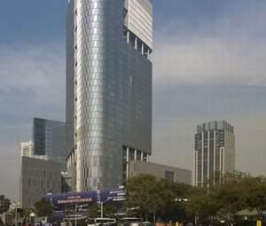 Intercontinental Hotel Nanjing China
