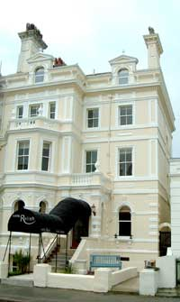 The Relish Hotel Folkestone United Kingdom