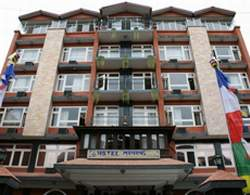 Hotel Manang Kathmandu Nepal