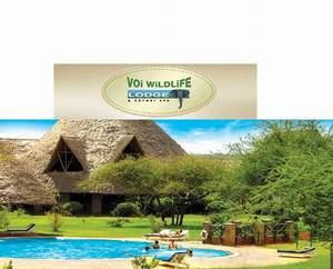 Voi Safari Lodge Nairobi Kenya