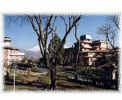 New Crystal Hotel Pokhara Nepal