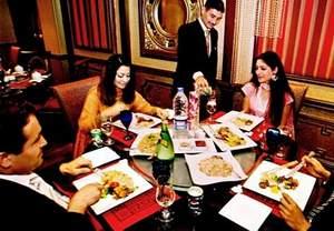 Beach Luxury Hotel Karachi Hi Tea Menu